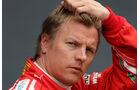 Kimi Räikkönen - Silverstone 2014