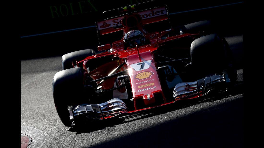 Kimi Räikkönen - Stats - GP Mexiko 2017