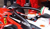 Kimi Räikönen - Ferrari - Formel 1-Test - Barcelona - 3. März 2016