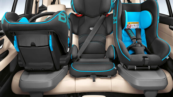 Kindersicherheit im Auto