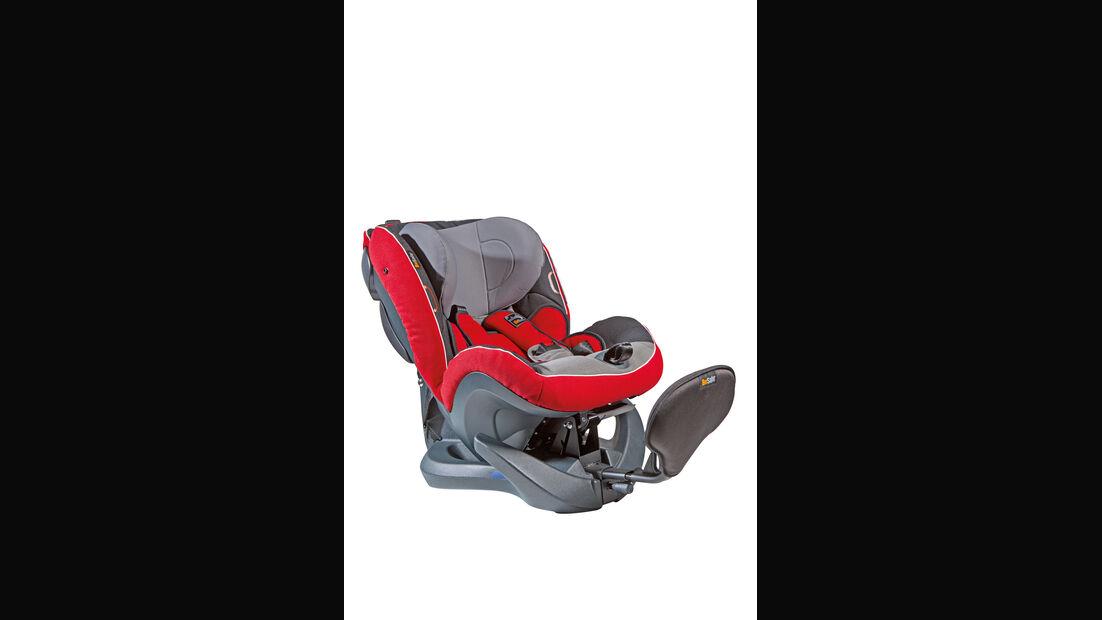 Kindersitz-Crashtest, BeSafe iZi Plus