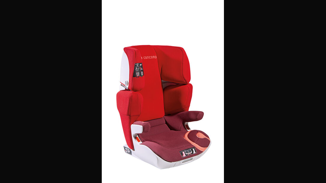Kindersitz-Crashtest, Concord Transformer XT Pro