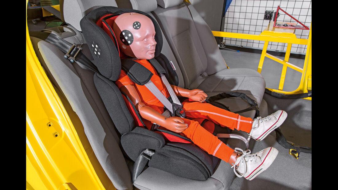 Kindersitz-Crashtest, Infantastic