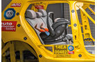 Kindersitz-Crashtest, Recaro Privia