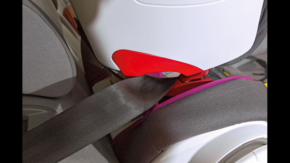 Kindersitz-Crashtest, Römer Kidfix XP SICT