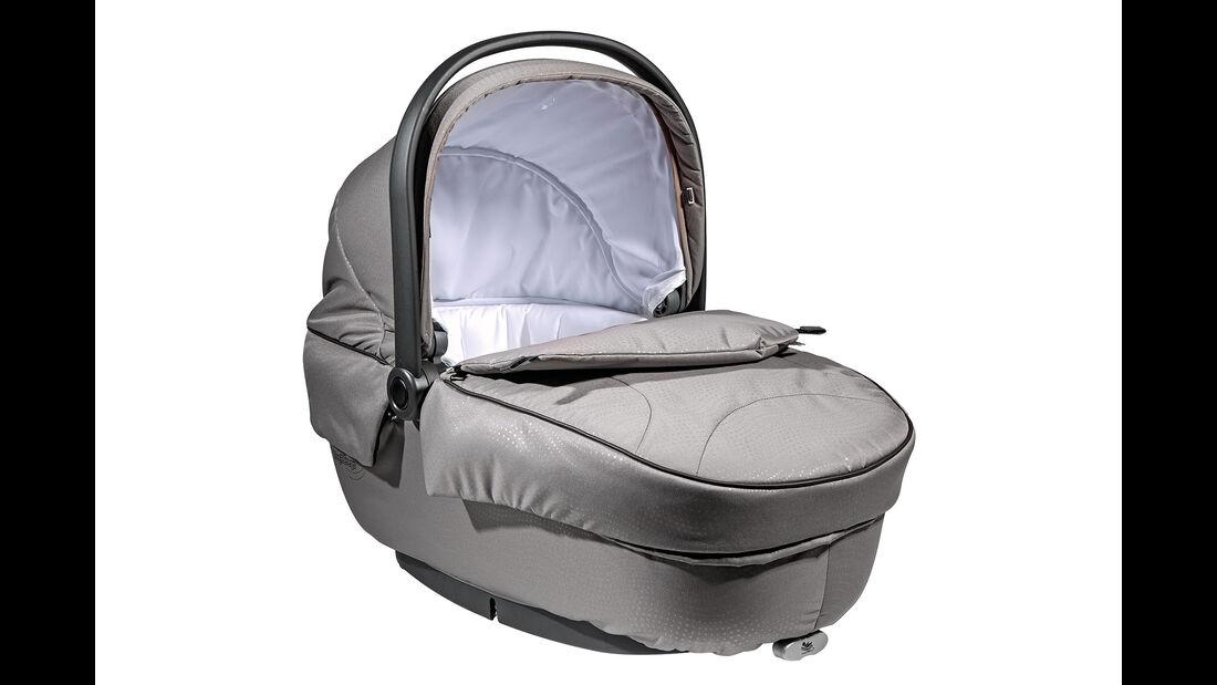 Kindersitz-Test 2014, Gruppe 0/0+, Babyschalen, Peg Perego Navetta XL
