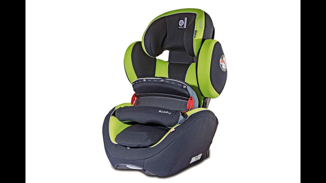Kindersitz-Test 2015 - Teil 2