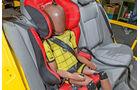 Kindersitztest 2015 - Teil 3: Gruppe II/ II