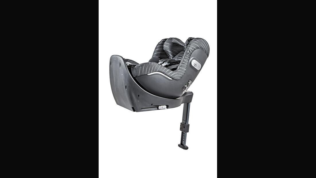 Kindersitztest 2018 - gb Platinum Vaya i-Size