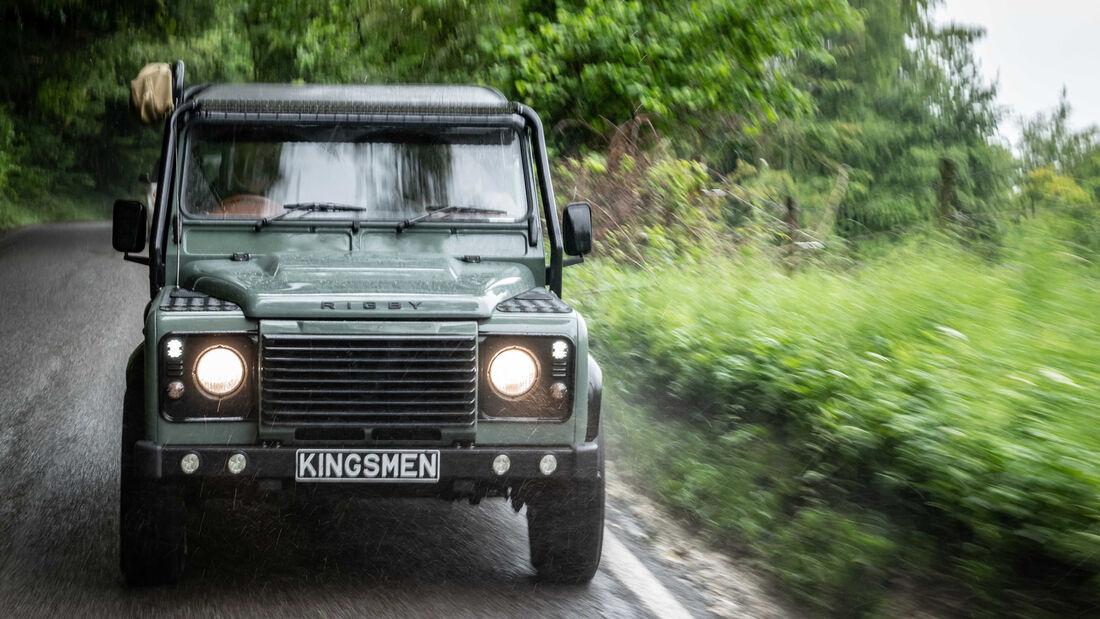 Kingsmen / Rigby Land Rover Defender Jagdversion