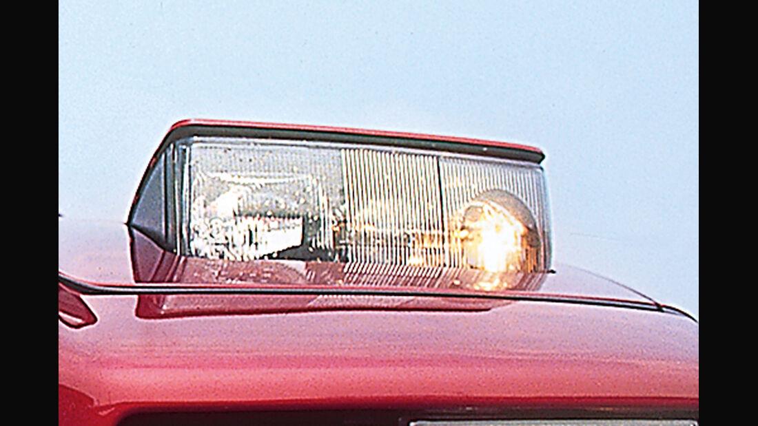 Klappscheinwerfer, BMW 850i