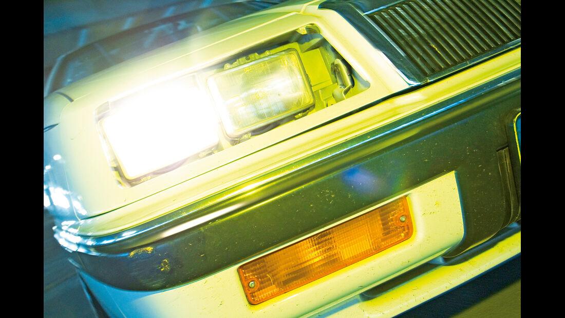 Klappscheinwerfer, Chrysler LeBaron