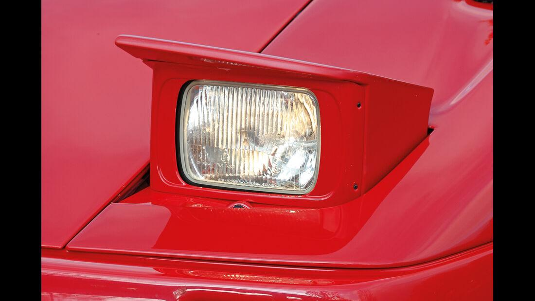 Klappscheinwerfer, Lamborghini Diablo