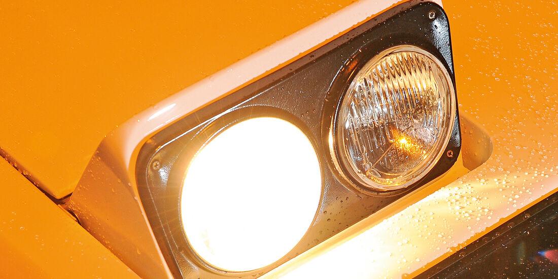 Klappscheinwerfer, Lotus Esprit