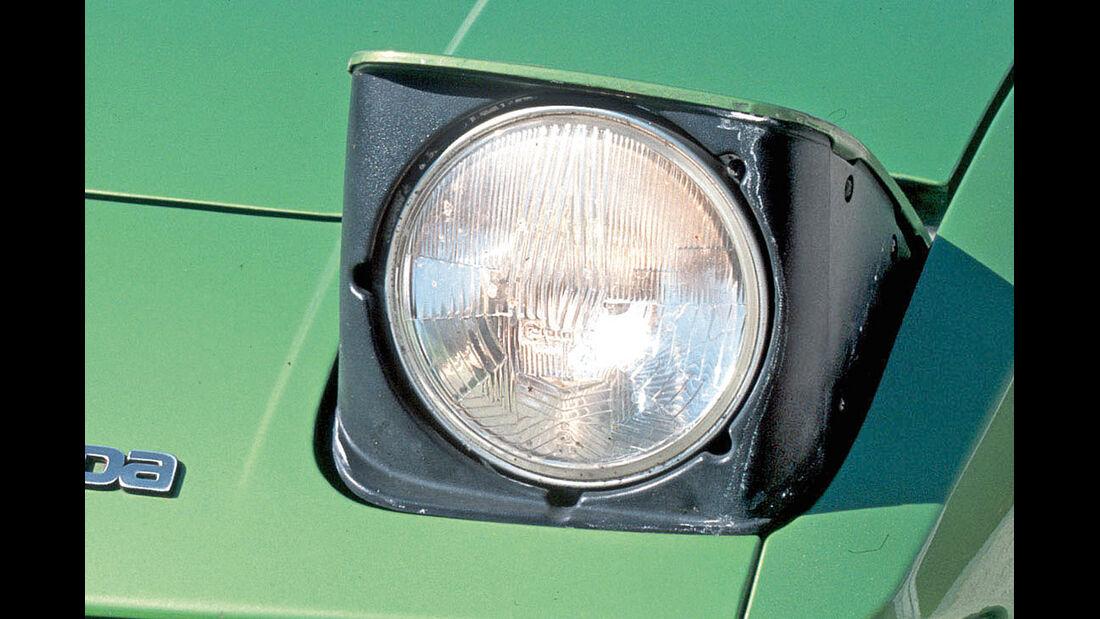 Klappscheinwerfer, Mazda RX-7