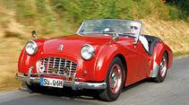 Klassiker-Versicherungen, Triumph TR3