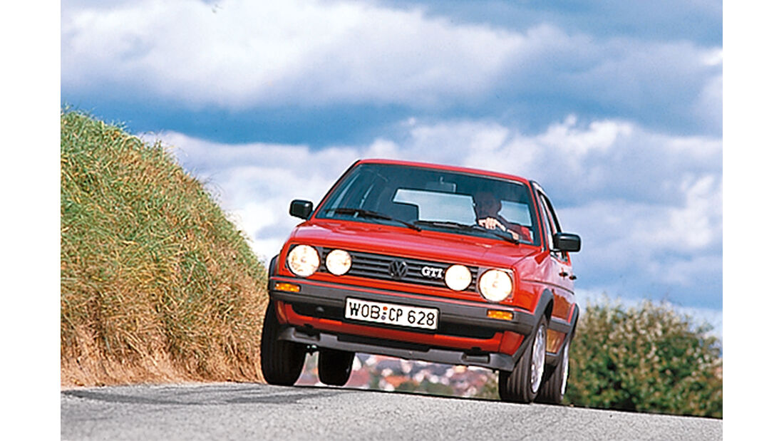Klassiker-Versicherungen, VW Golf II GTI 16V