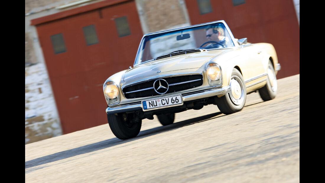 Klassiker als Investment, Mercedes 280 SL