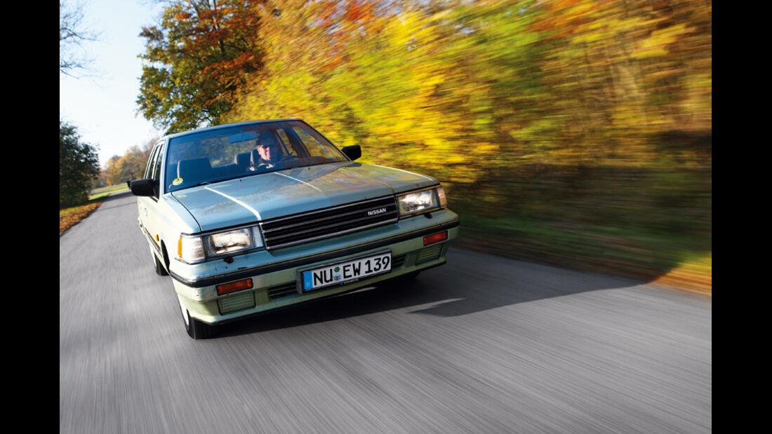 Klassiker im Alltag, Nissan Laurel