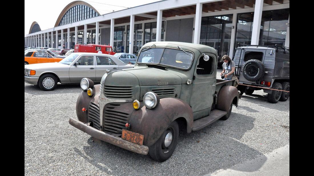 Klassikwelt Bodensee 2015, Oldtimermarkt