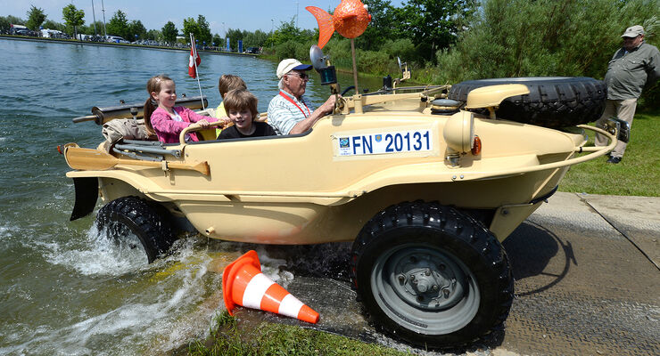 Klassikwelt Bodensee - Schwimmwagen