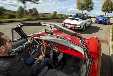 Welches Porsche Cabrio überzeugt restlos?