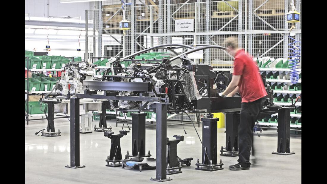 Kleinserien-Hersteller Artega