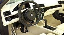 Kleinserien-Hersteller Artega, Artega GT, Innenraum, Cockpit