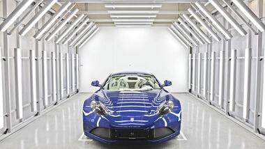 Kleinserien-Hersteller Artega, Artega GT, Motor