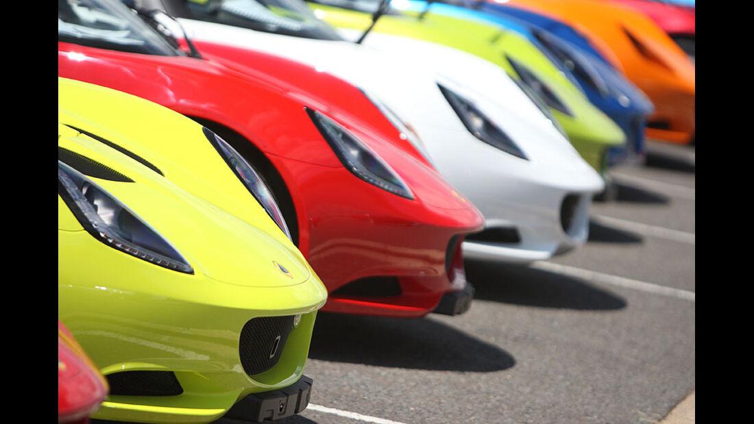 Kleinserien-Hersteller Lotus