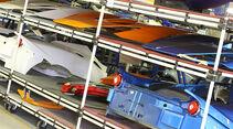 Kleinserien-Hersteller Lotus, Fertigung