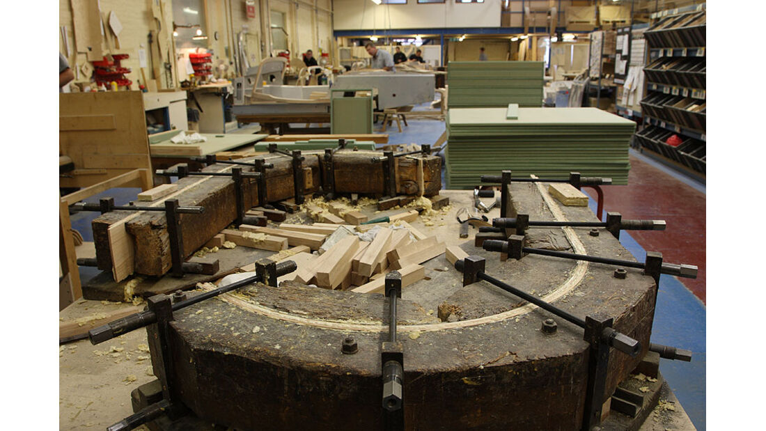 Kleinserien-Hersteller Morgan