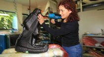 Kleinserien-Hersteller Pagani, Fertigung