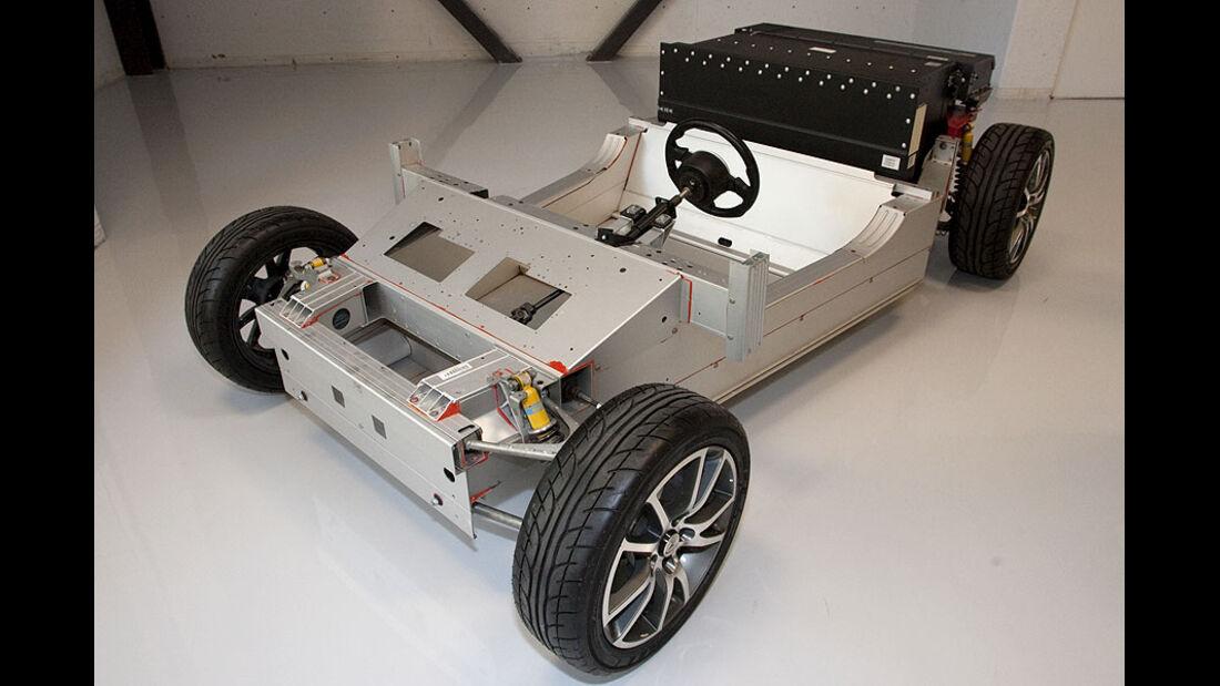 Kleinserien-Hersteller Tesla, Motor
