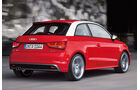 Kleinwagen, Serie, Audi A1 1.4 TFSI