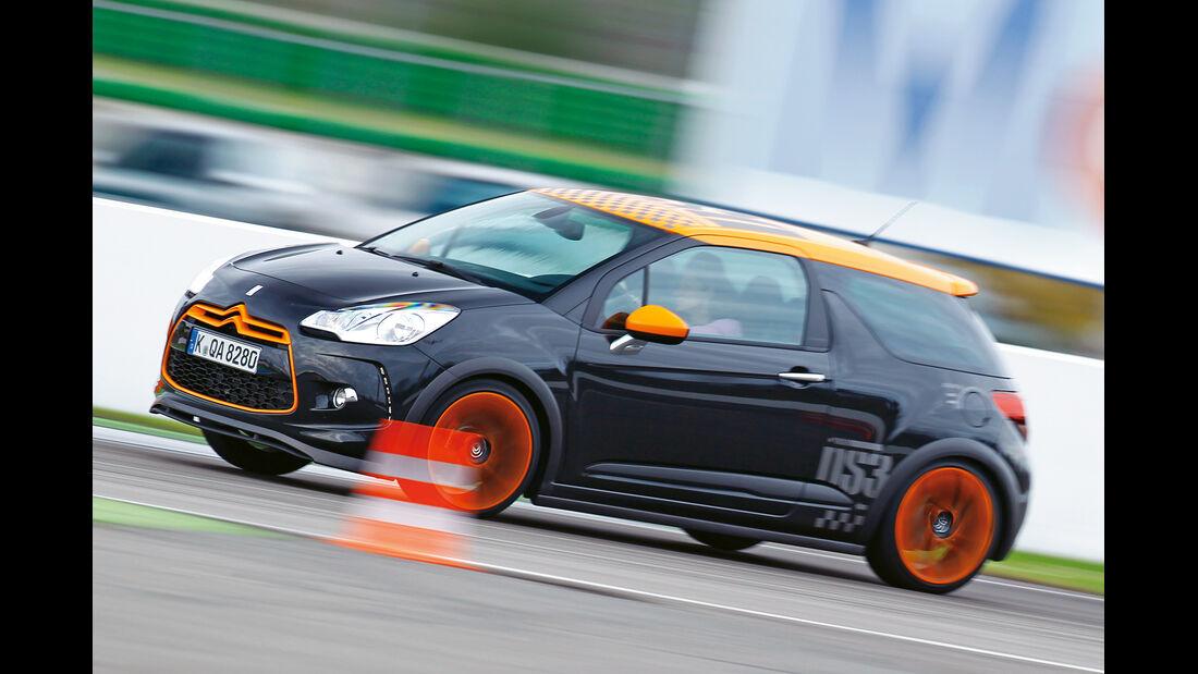 Kleinwagen, Serie, Citroën DS3 Racing