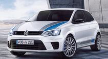 Kleinwagen, Serie, VW Polo R WRC