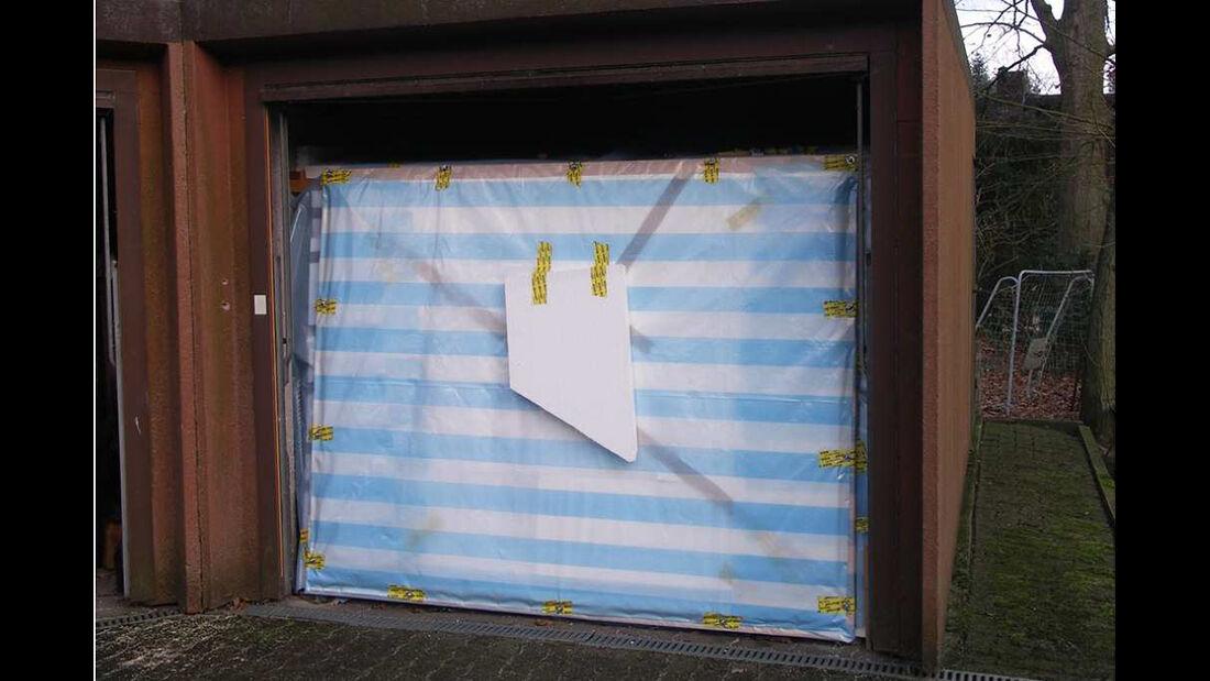 Klimagarage selbst gebaut, mokla, 0513