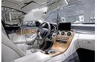 Klimatisierung, Cockpit