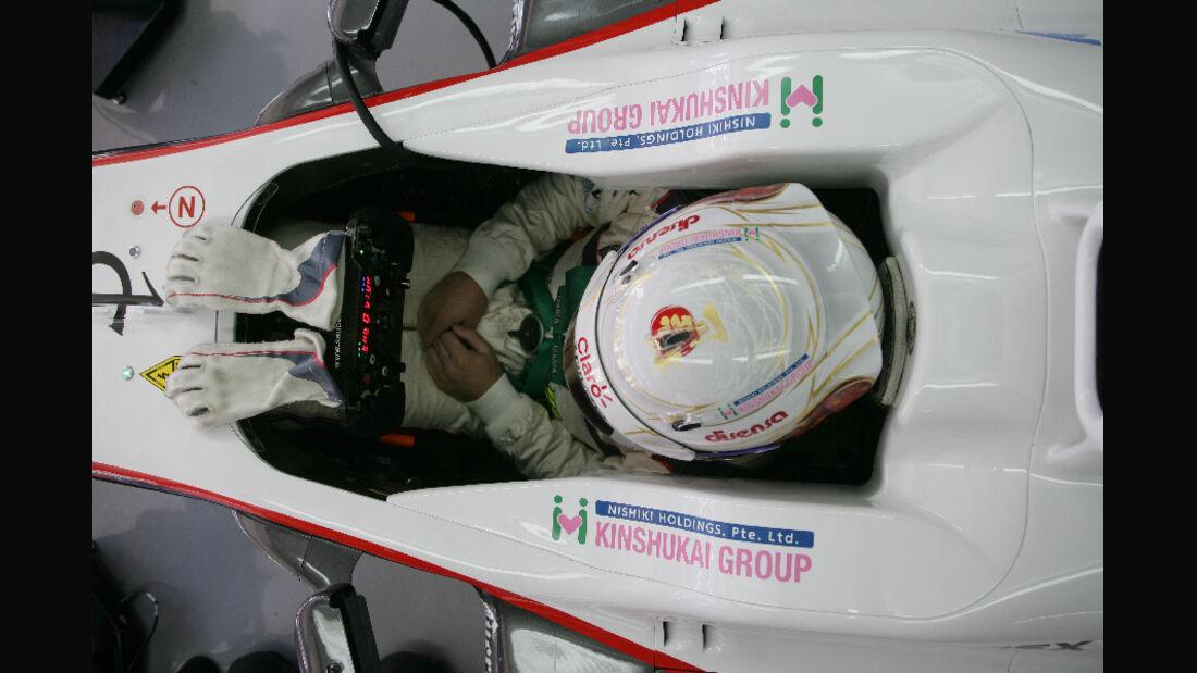 Kobayashi  - Formel 1 - GP Japan - 07. Oktober 2011