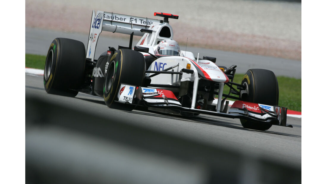 Kobayashi GP Malaysia 2011