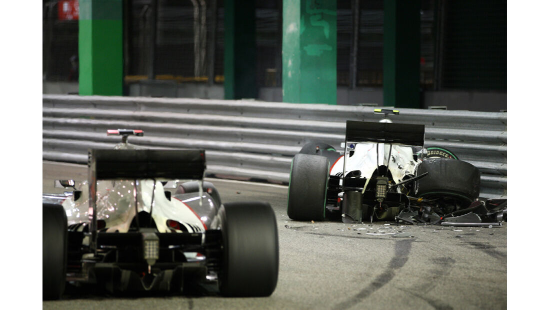 Kobayashi GP Singapur