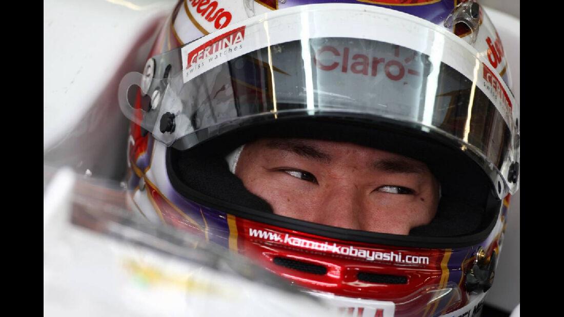 Kobayashi GP Türkei 2011