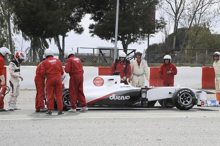 Kobayashi Test 2011