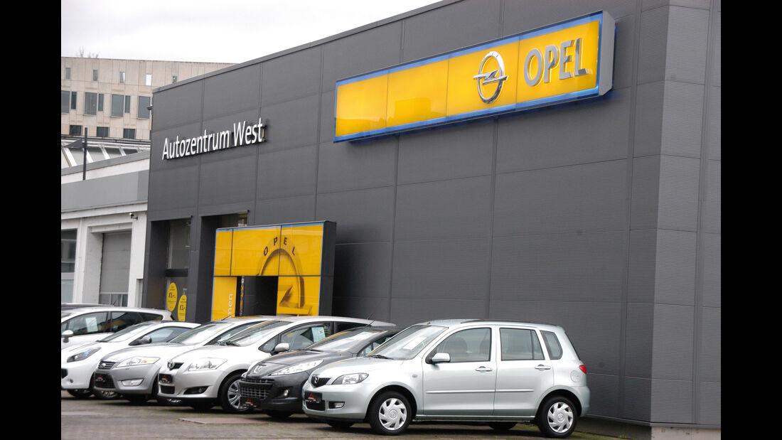 Köln, Autozentrum West Köln GmbH
