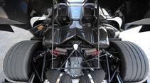 Koenigsegg Agera Dämfer