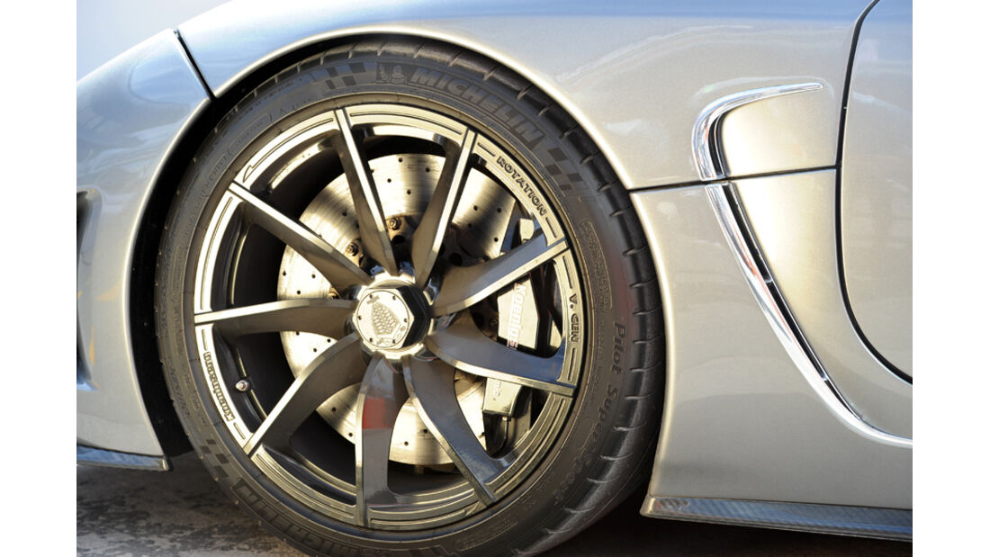 Koenigsegg Agera Felgen