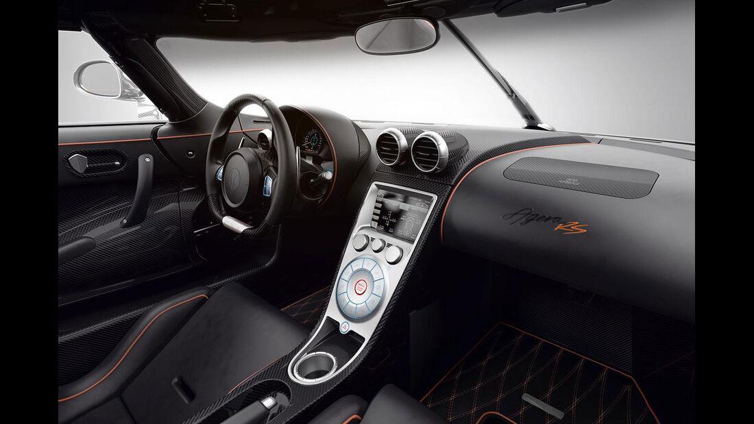 Koenigsegg Agera RS Genf 2015
