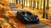 Koenigsegg Agera RS - Supersportwagen