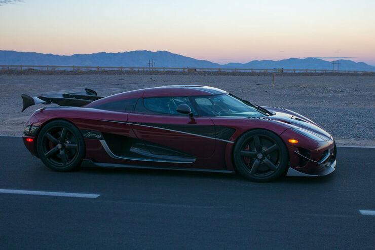 Rekord Fur Koenigsegg Agera Rs Vmax Von 447 2 Km H Auto Motor Und